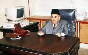 Dr  Nasim Hassan Shah