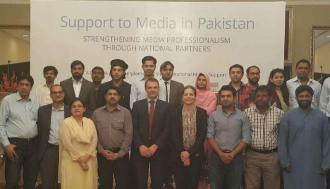 Denmark supports new media program to strengthen professionalism in Pakistan