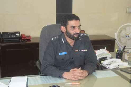 SSP Afzaal Ahmad Kosar posted as CPO Rawalpindi