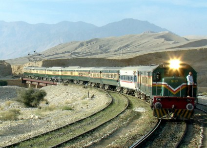Pakistan Railways proposed restructured model of land and property department