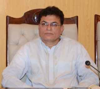 Dr Abid Husain Chaudhry
