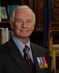 David Johnston, Governor General of Canada