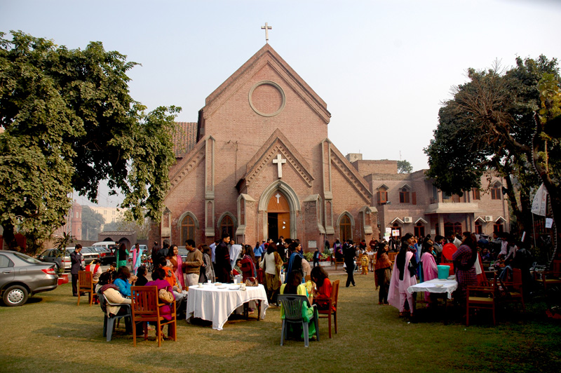 St  Andrews Presbyterian Church, Lahore | Lahore News, political