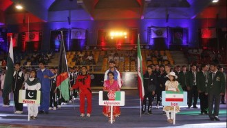 International Wushu Championship strats in Lahore