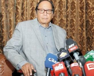 Ch Shujaat Hussain