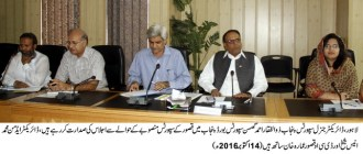 dg-sports-punjab-presides-over-a-meeting-regarding-sports-project-in-kasur