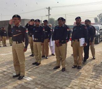 rpo-gujranwala-muhammad-tahir-visited-police-station-kuthiala-sheikhan