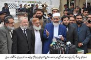 Prime Minister has failed to prove his innocence : Siraj ul Haq