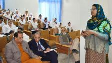 Teachers services in nation building should be recognised : Dr Naeem Ghani