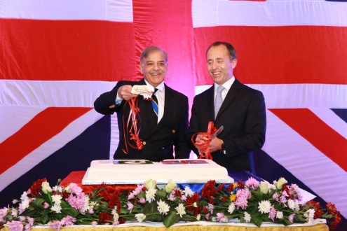 UK-Pak celebrates 70 years of friendship at the Queen's birthday party