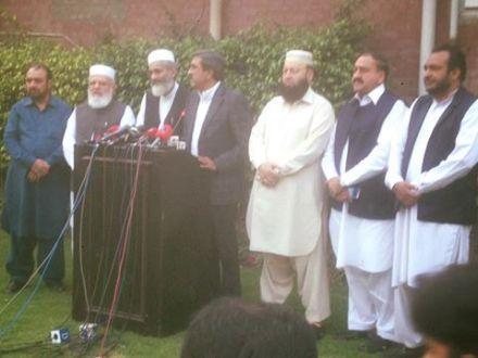 Makhdoom Ahmad Mahmood visits Mansoora