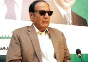 Allah at last grips arrogance : Ch Shujaat Hussain