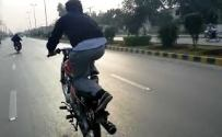 One-wheeling will not be tolerated on Eid : Shahbaz sharif