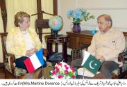 French Ambassador calls on Punjab Chief Minister Shahbaz Sharif