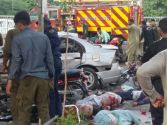 25 people died 52 injured in Lahore Blast: Spokesman 1122