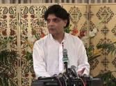I am not aspirant of any office : Ch Nisar Ali Khan