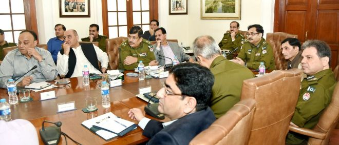 DPOs to personally care the families of the martyred : IGP capt Arif Nawaz