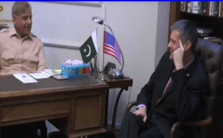 Outgoing US Consul General Yuriy Fedkiw calls on CM Punjab