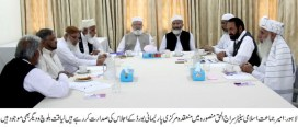 JI demands electoral reforms before the next elections