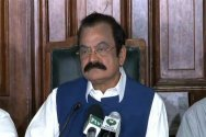 Supreme Court decision is not a holy verse : Rana Sanaullah