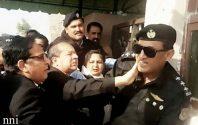 Punjab Govt terminates Khawar Ikram Bhatti on slapping Police Inspector