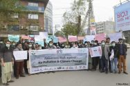 Youth Advocacy Network and Global Youth Clan holds awareness walk