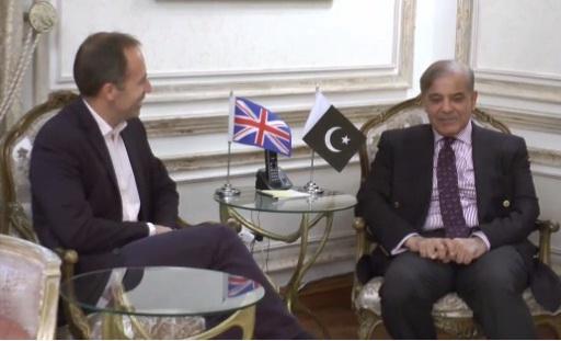 UK'S HIGH COMMISSIONER CALLED ON CM PUNJAB