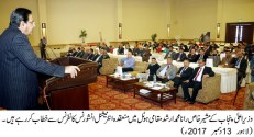 Economic development is the foremost agenda of government : Rana Arshad