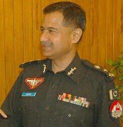 Sultan Azam Taimori appointed as IG Islamabad