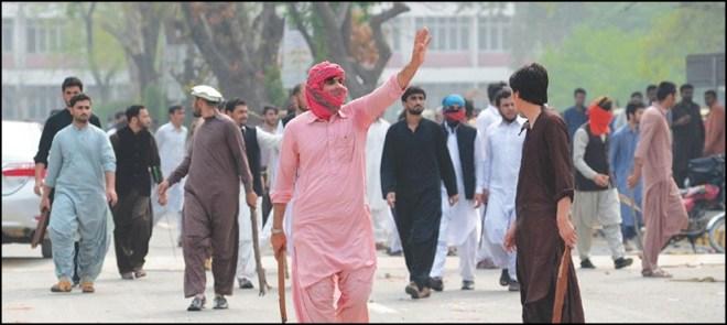 Punjab University expels 13 IJT, 4 Pashtun/Baloch students