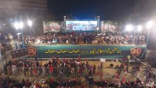 "Joint opposition jalsa proved a big ""Flop Show"""