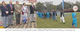 63rd Pakistan Railways Inter Divisional Athletic Championship kicks off in Lahore