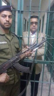 NAB arrest Ahad Cheema