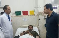 Best medical facilities ensured for the injured of Raiwind Road bomb Blast