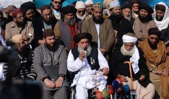 ACT orders arrest of Molana Khadim Hussain  Rizvi and Pir Afzal  Qadri