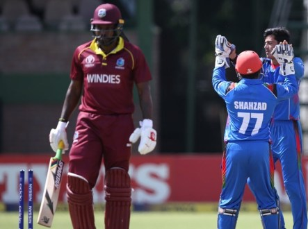 Afghanistan keep hopes alive for a place in World Cup 2019 by defeating Windes