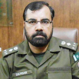 SSP Zulfiqar Ahmad posted as DPO Chakwal