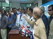 Shahbaz Sharif nominates a young journalist as a Interim CM
