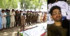 Dacoits martyred a cop in Manawala ,Sheikhupura