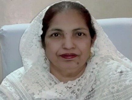 Health sector cannot perform effectively without profound role of nurses : Razia Bano