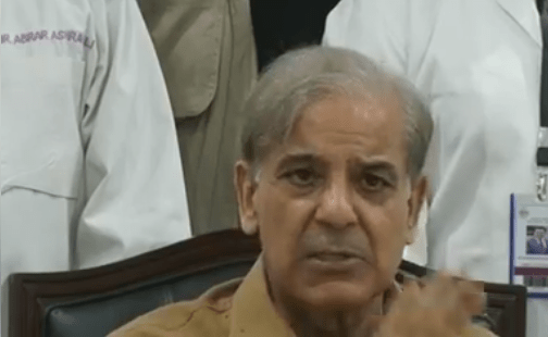 justice and accountability should be held across-the-board : Shahbaz Sharif
