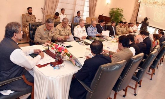 Pakistan shall continue to play its role in war against terrorism : NSC