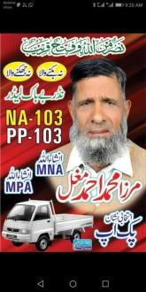 Independent candidate from NA-103 Faisalabad suicides