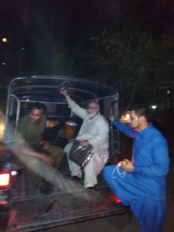 Caretaker govt suspends PML-N workers democratic rights