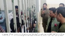 Minister for HR expressed displeasure on cleaning arrangements in PS Iqbal Town