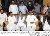 PML-N Chairmen , Councilors join PML-Q