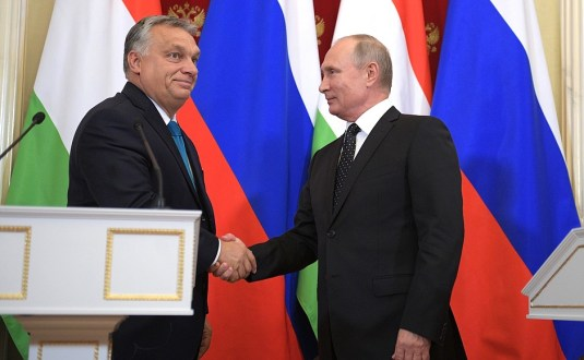 Hungary is reliable partner in Europe : President Vladimir Putin