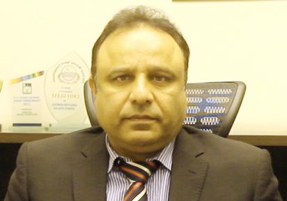 Nadeem Sarwar assumed charge as a new Director General Sports Punjab