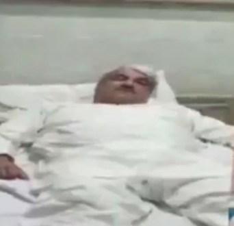 Former Health minister Kh Salman Rafiq admits in PIC