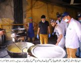 Punjab Food Authority closed down Butt Sweets and Shahi Murgh Channay